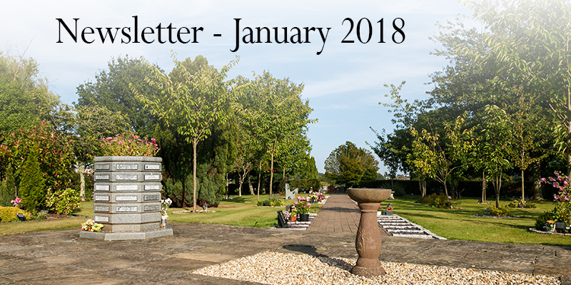Newsletter - January 2018